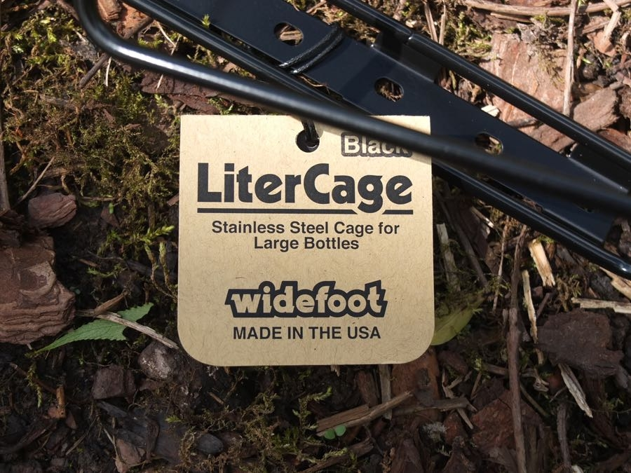 Widefoot – Tag Design