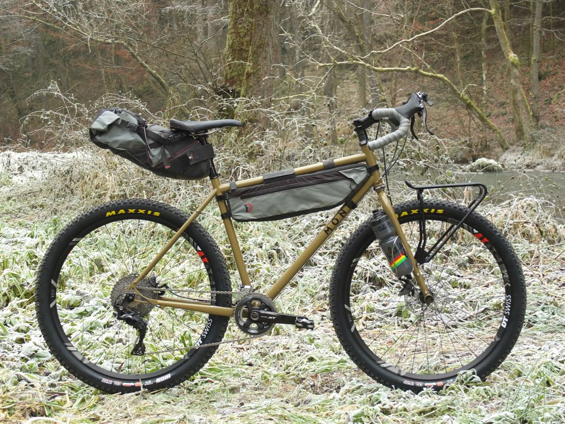 Monk Bike Works – Bikepacking
