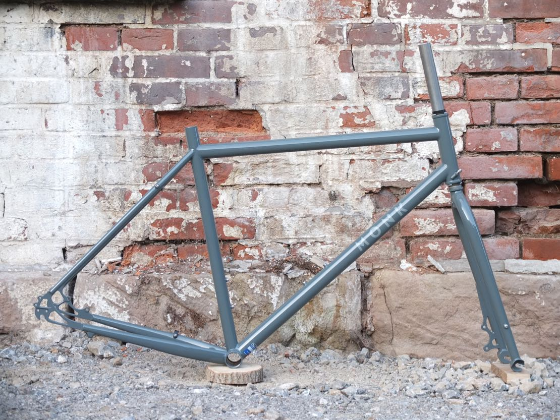 Monk Bike Works – Frameset