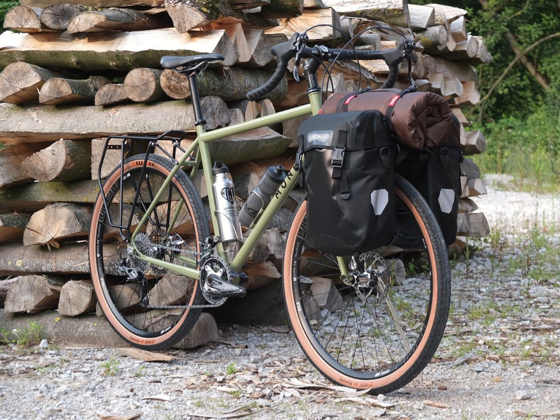 Monk Bike Works – Touring Bike
