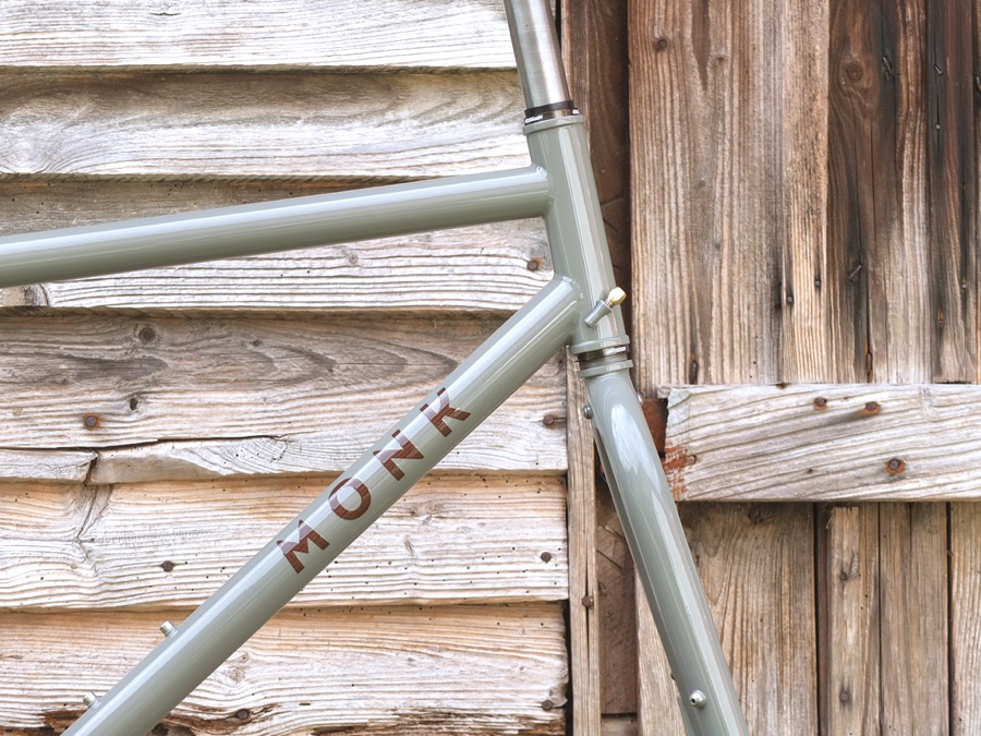 Monk Bike Works – XSmall Frameset